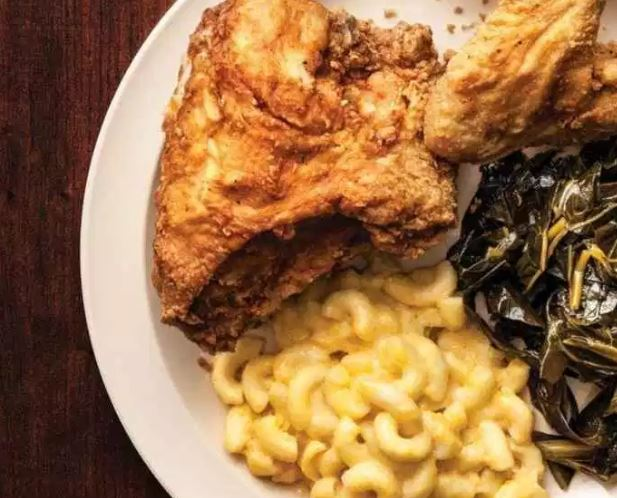 Busy Bee Cafe, one of the best restaurants in Atlanta