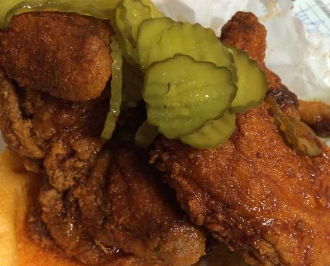Prince's Hot Chicken Shack, One of the Best Restaurants in Nashville